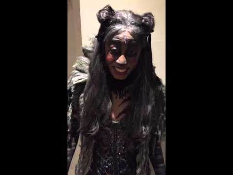 Beverley Knight (Grizabella)'s Quick Fire Questions Part One | Cats the Musical