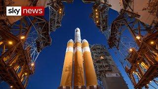 NASA launch rocket to the Sun part 1