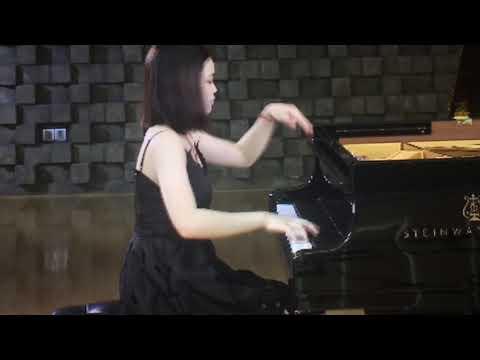 Yu Zhong  & Debussy Feux d'Artifice& in Guangzhou