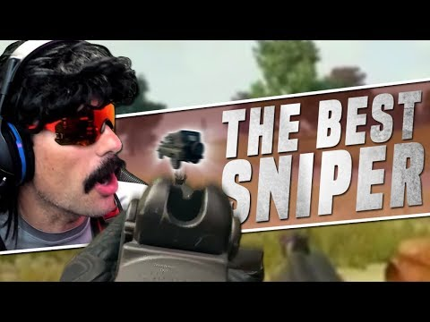 The Best Sniper | Best DrDisRespect Moments #20