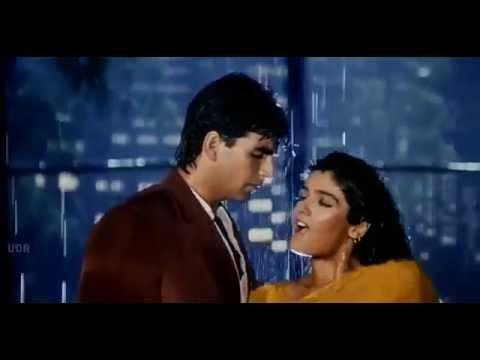 Tip Tip Barsa Pani Full Song - HD {Raveena Tandon Hot Wet}