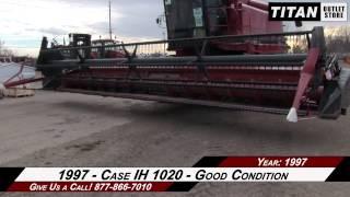 Case IH 1020, 30