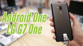 Android One | LG G7 One bemutató #IFA2018