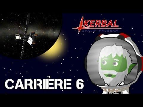 [FR] Kerbal Space Program - Carrière 6 - Satellite