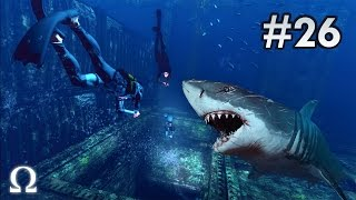 DEPTH: DIVERS VS SHARKS | #26 - BOSS MODE ENGAGED (DELIRIOUS + OHM)! (60fps)