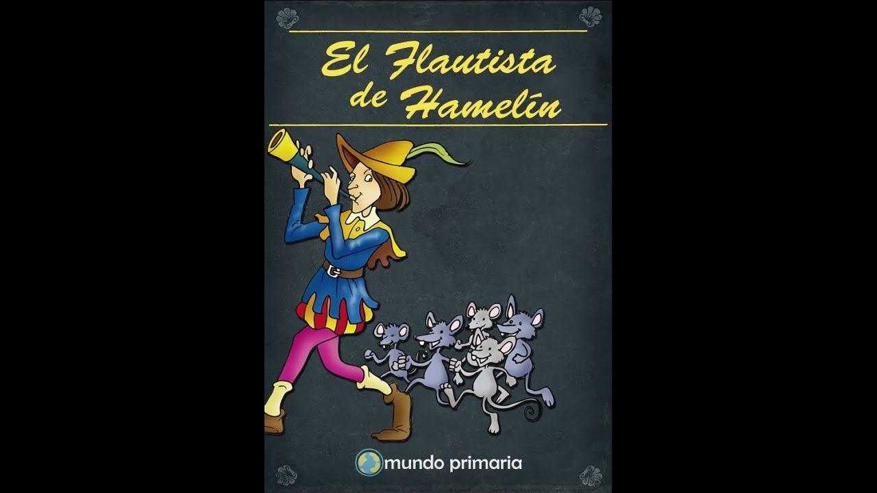 El Flautista De Hamelín Cuentos Infantiles Cortos Youtube