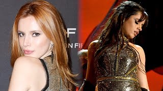 Bella Thorne Adds Camila Cabello To Her List Of Girl Crushes