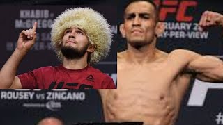 INILAH LAWAN KHABIB NURMAGOMEDOV PASCA HEMPASKAN MC GREGOR;UFC CHAMPIONSHIP;MMA;ATLET MUSLIM;RUSIA