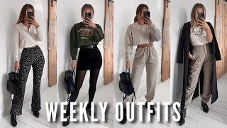 What I Wore This Week | Fashion Influx