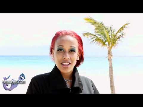 Renee Tucker Miss Bermuda Contestant April 3 2011