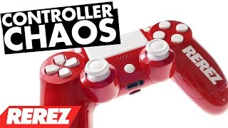 Modded PS4 Controller Chaos Review – Rerez