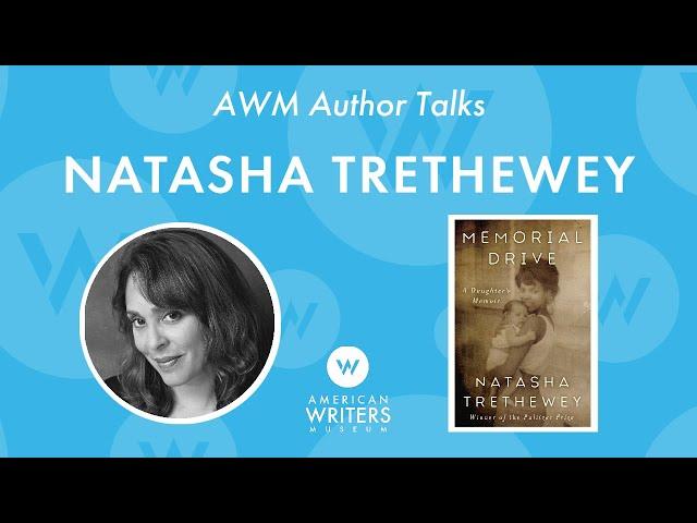 A conversation with Natasha Trethewey, author of