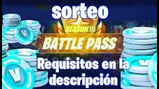 *BATTLE PASS X* TOTAL FREE MIND, FORTNITE - YOTA002