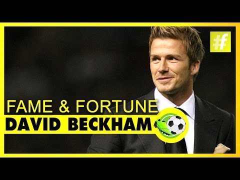 David Beckham - Fame And Fortune | Football Heroes