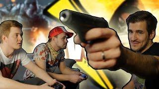 CS:GO vs Battlefield (ft. Izak) [Walenie]