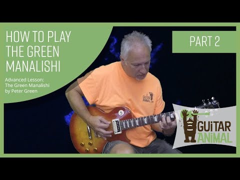 The Green Manalishi by Peter Green 2