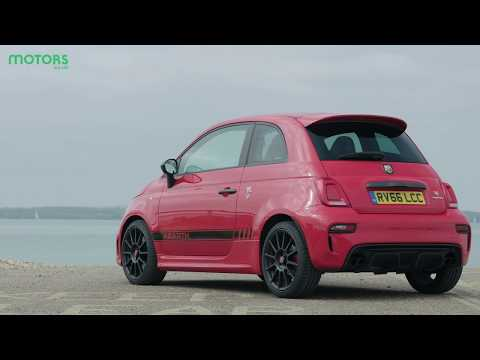 Motors.co.uk   Fiat Abarth 595 Competizione Review