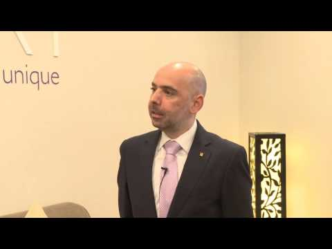 ATM 2016: François Kassab chief operating officer, Millennium Hotels & Resorts (Arabic)