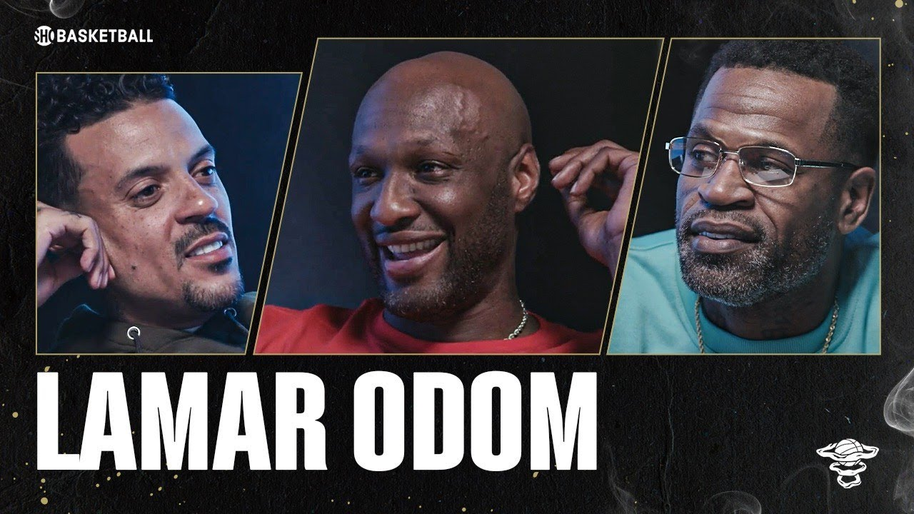 Download Lamar Odom | Ep 80 | ALL THE SMOKE Full Episode | SHOWTIME Basketball