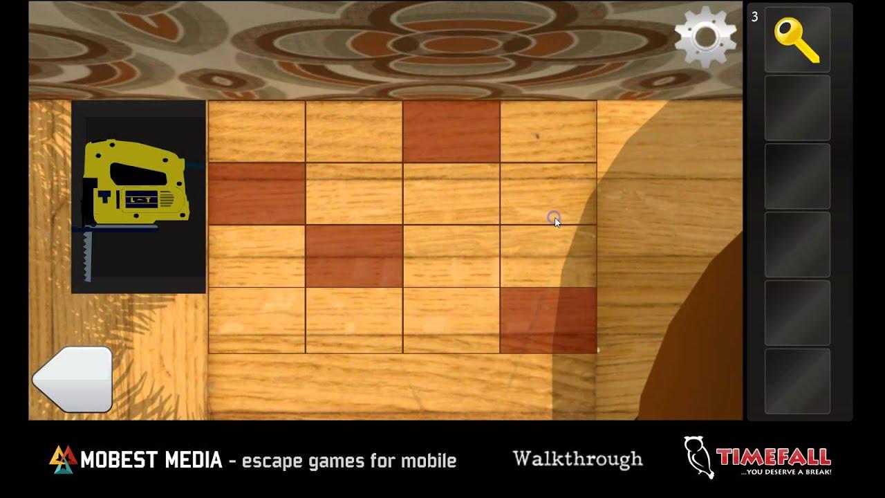 Room Escape Living Walkthrough