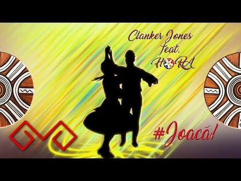 Clanker Jones feat. Ho-Ra - #Joaca! | Original Mix