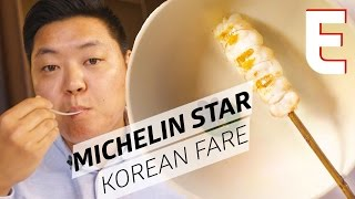 Elevated Michelin Star Korean Food At The Most Expensive Korean Restaurant In America - K-Town