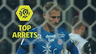Top arrêts 17ème journée - Ligue 1 Conforama / 2017-18