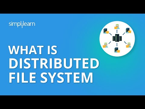 What is Distributed File System | HDFS Tutorial For Beginners | HDFS in Hadoop | Simplilearn