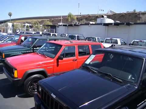 San Diego Jeep Dealers >> San Diego Jeeps And Suvs For Sale San Diego Car Dealer