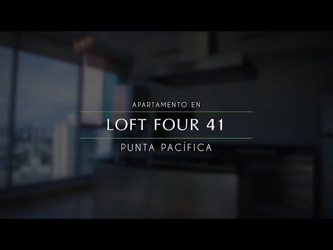 Loft Four 41, apartamento en Punta Pacífica. Grupo Tribaldos, Real Estate in Panamá
