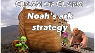 Clash of Clans - Noah's Ark - Intro