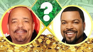 WHO'S RICHER? - Ice-T or Ice Cube? - Net Worth Revealed! (2017)