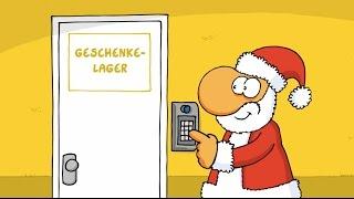 Ruthe.de - Weihnachtsmann beklaut!!!