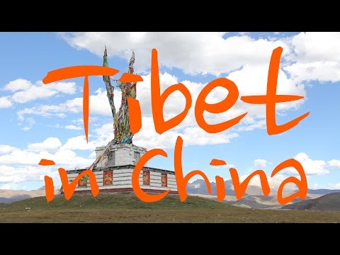 Tagong, Sichuan At 1000 Mantras A Second: Tibet in China