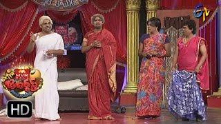 Sudigaali Sudheer Performance   Extra Jabardsth   24th February 2017   ETV  Telugu