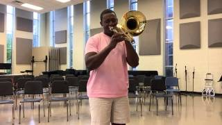 Thinking About You - Frank Ocean - Trombone Cover