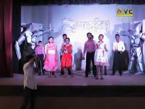 Science Exhibition - Vidyapradeepa 2014 (Part 01)