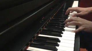 Ngại Yêu - Khắc Việt (Piano)