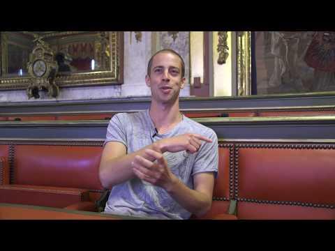 Music City Hall - Entretien avec Cédric Dambrain