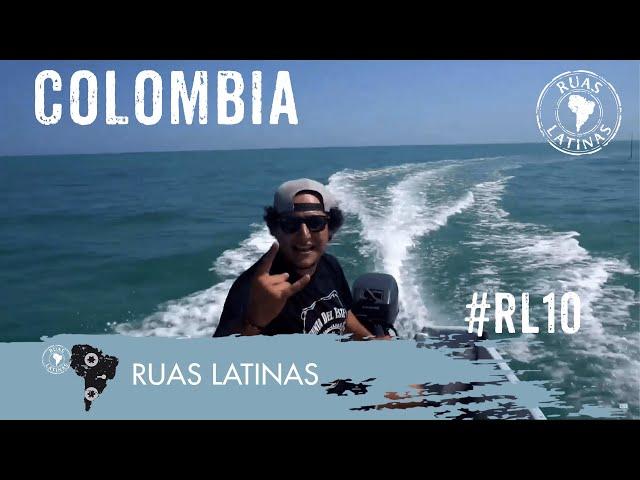 Ruas Latinas - Episódio 10 #casaenelagua4