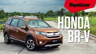 our first impressions of the honda br v