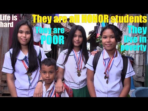 Travel to the Philippines and Meet these Beautiful and Smart Filipino Children. The World's Society