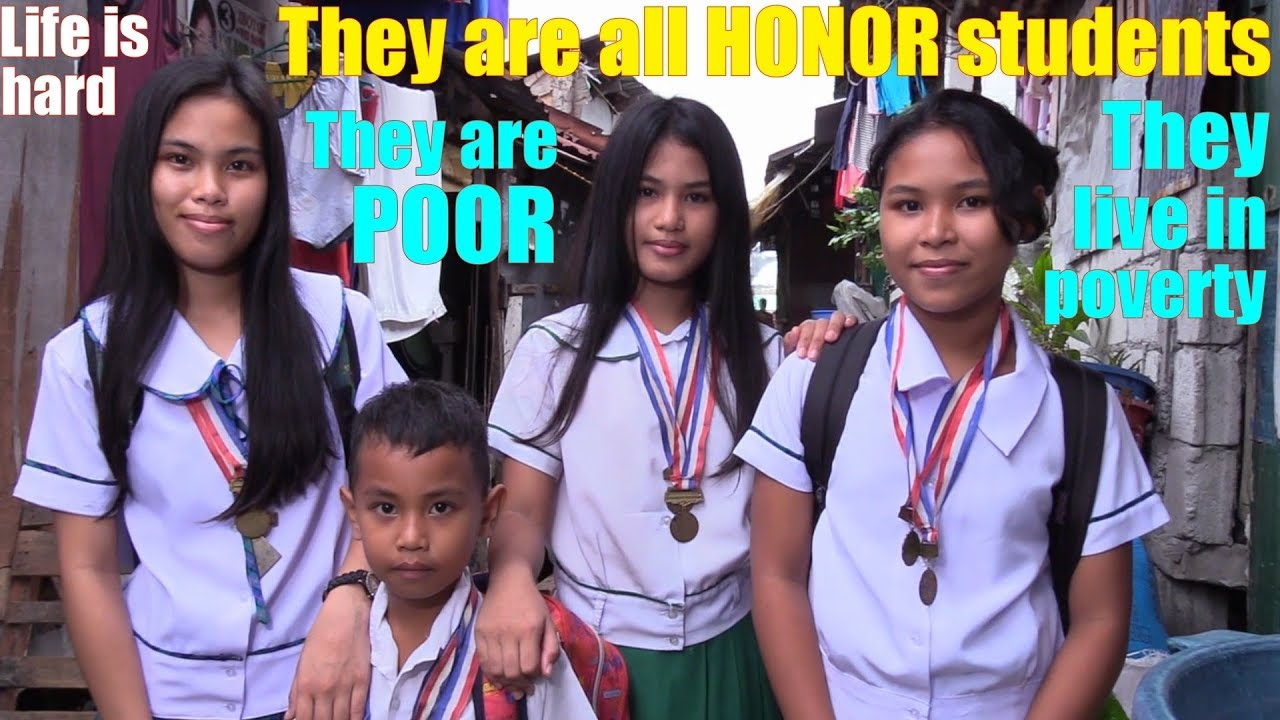 Travel to the Philippines and Meet these Beautiful and Smart Filipino Children. The World's Soc