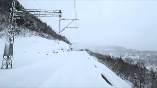 Фото Train Driverand39s View Live Chat And Stream From The Bergen Line Norway
