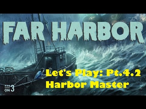 "Fallout 4 - Far Harbor DLC ""Let's Play"" Part 4.2: Far Harbor Work Horse"