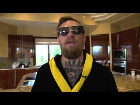 Tour the McMansion with Conor McGregor