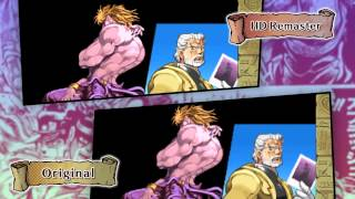 JoJos Bizarre Adventure HD Gameplay Trailer
