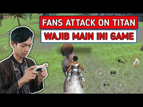 Cara Download Attack On Titan Di Android