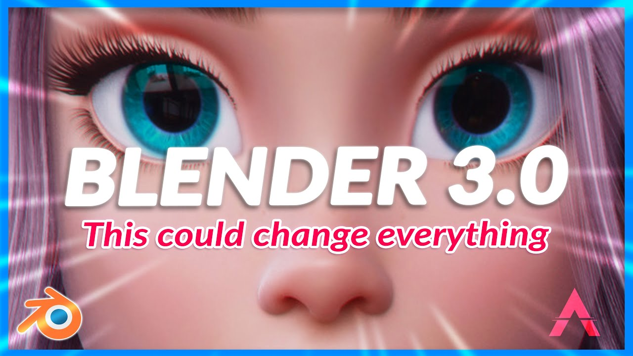 This is what Blender needed! - How to use Pose Library 2.0 |  Blender 3.0 Alpha