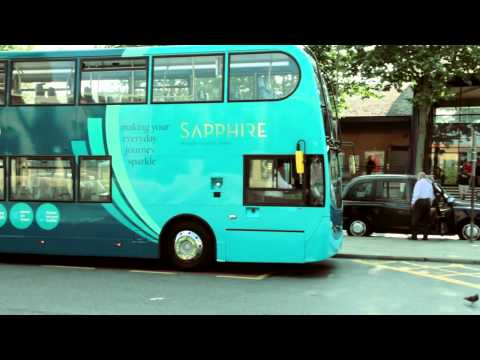Arriva Sapphire - Route 280 - The Movie